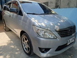 Sell Used 2015 Toyota Innova at 40000 km in Laguna