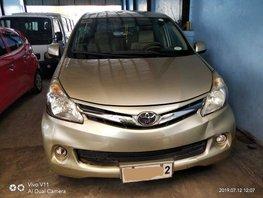Used 2014 Toyota Avanza for sale in Laguna