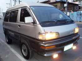 Selling 1991 Toyota Lite Ace Van in Manila