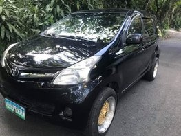 2012 Toyota Avanza for sale in Quezon City