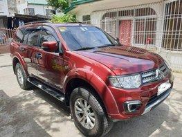 Mitsubishi Montero 2015 for sale in Dasmariñas