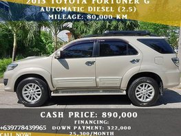 2013 Toyota Fortuner for sale in Las Piñas