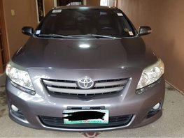 2009 Toyota Corolla Altis for sale in Mandaluyong
