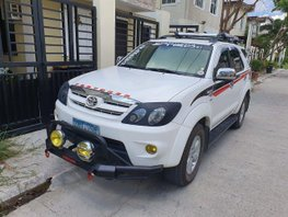 2008 Toyota Fortuner Automatic Gasoline for sale