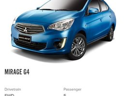 2019 Mitsubishi Mirage G4 for sale in Rodriguez