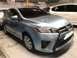 Toyota Yaris 2016 Hatchback for sale in Mandaue