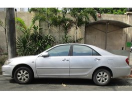 Silver 2003 Toyota Camry Automatic Gasoline for sale in Manila