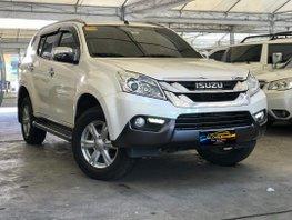 2nd Hand 2017 Isuzu Mu-X for sale in Manila