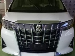 2019 Toyota Alphard for sale in Quezon City