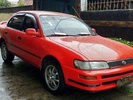 1993 Toyota Corolla Manual Gasoline for sale