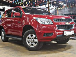 Red 2016 Chevrolet Trailblazer Diesel Automatic for sale