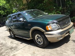 Sell Green 2001 Ford Expedition Manual in Metro Manila