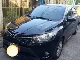 Black Toyota Vios 2017 Automatic for sale in Calamba