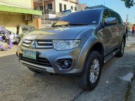 Selling Used Mitsubishi Montero Sport 2014 Manual Diesel in Isabela