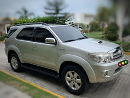 Selling Used Toyota Fortuner 2009 Automatic Diesel in Cebu City