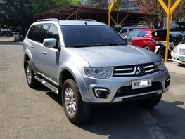 Used 2015 Mitsubishi Montero Sport Manual Diesel for sale