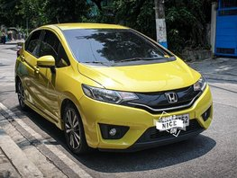 2015 Honda Jazz for sale in Quezon City