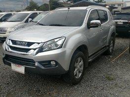 2017 Isuzu Mu-X for sale in Cainta
