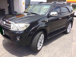 2010 Toyota Fortuner for sale in Manila