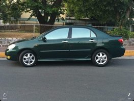 2004 Toyota Corolla Altis for sale in Quezon City