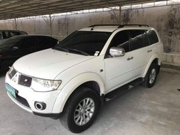 2013 Mitsubishi Montero for sale in Las Pinas