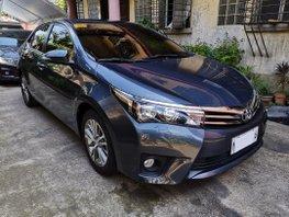 2017 Toyota Corolla Altis for sale in Manila