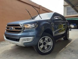 2017 Ford Everest Automatic Diesel for sale