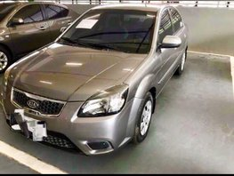 Silver 2nd Hand 2010 Kia Rio for sale