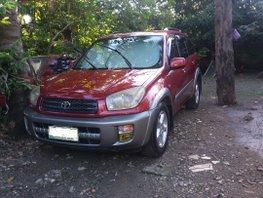Toyota Rav4 2003 for sale in Quezon City