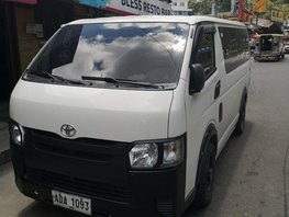 2015 Toyota Hiace for sale in Valenzuela