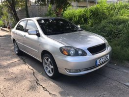 2004 Toyota Altis for sale in Las Pinas