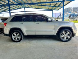 2012 Jeep Grand Cherokee for sale in Makati