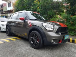 Like New Mini Cooper Countryman S in Quezon City for sale