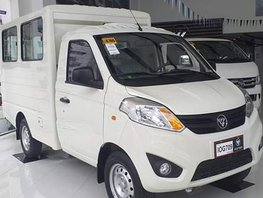 Sell Brand New Foton Gratour Miditruck MPV with Low Down Payment in Pasig
