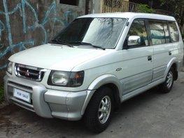 Selling 2nd Hand Mitsubishi Adventure 2000 in Laguna