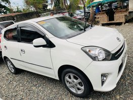 White 2014 Toyota Wigo Manual for sale in Isabela