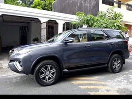 Toyota Fortuner 2016 Automatic Gasoline for sale