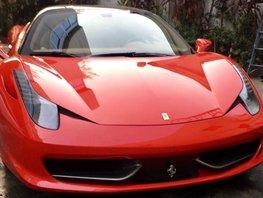 2010 Ferrari 458 Italia for sale in Quezon City