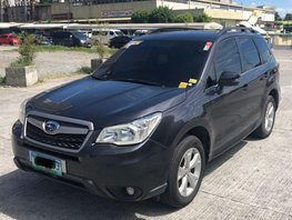 Black Subaru Forester 2013 for sale in Pasig