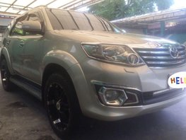 2nd Hand 2012 Toyota Fortuner Automatic for sale