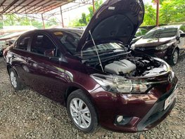 Used Toyota Vios E 2017 at 8800 km for sale in Quezon City