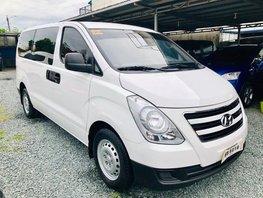 Sell Used 2017 Hyundai Grand Starex at 21000 km in Las Pinas