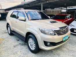 Used 2013 Toyota Fortuner at 52000 km for sale