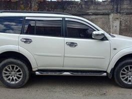 2013 Mitsubishi Montero Sport for sale in Manila