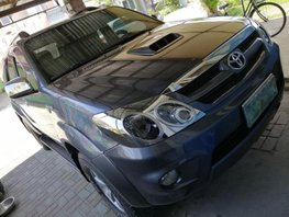 2005 Toyota Fortuner Diesel for sale in Angeles City