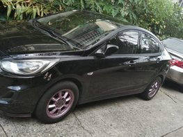 2nd Hand 2013 Hyundai Accent for sale in Manila
