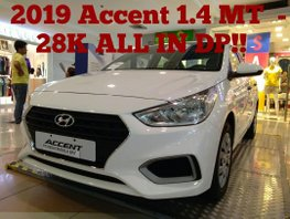 Brand New 2019 Hyundai Accent for sale