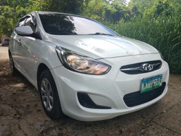 Selling 2nd Hand Hyundai Accent Diesel Manual 2013