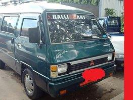 Selling Mitsubishi L300 1997 Van in Manila