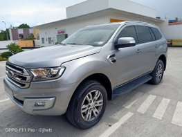 2nd Hand 2017 Ford Everest Automatic for sale